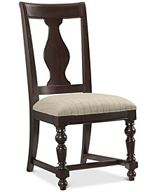 Rosemoor Upholstered Splat Back Side Chair