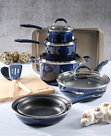 14-Pc. Nonstick Aluminum Cookware Set