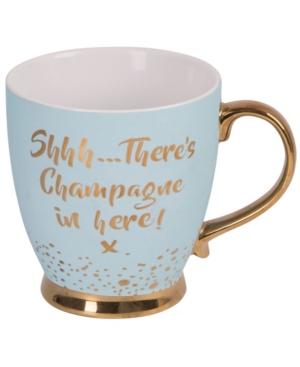 Home Essentials Gold Champagne mug