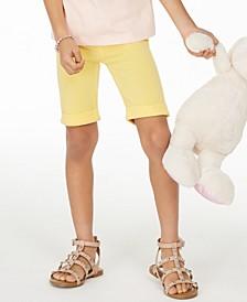 Little Girls Bermuda Shorts, Created For Macy's