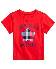Toddler Boys Trucks T-Shirt, Created for Macy's