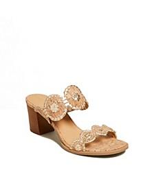 Women's Lauren Mid-Heel Sandal