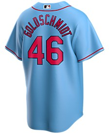Men's Paul Goldschmidt St. Louis Cardinals Official Player Replica Jersey