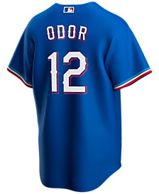 Men's Rougned Odor Texas Rangers Official Player Replica Jersey