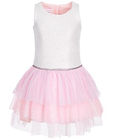 Toddler Girls Sequined Tutu Dress