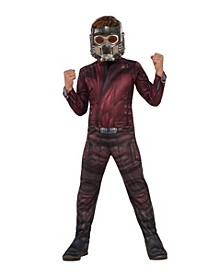 Avengers Big Boy Star Lord Costume