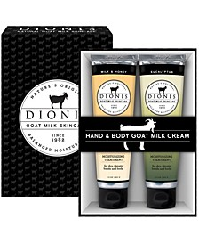 Purity Goat Milk Hand and Body Creams Set of 2