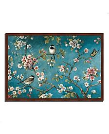 Blossom I by Lisa Audit Framed Painting Print