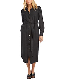 Long Shirtdress