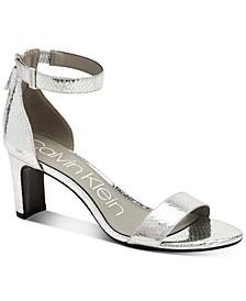 Chandari Dress Sandals
