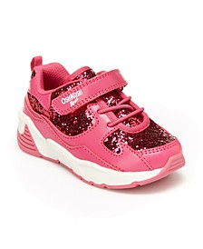 Oshkosh B'Gosh Toddler and Little Kids Girls Buffie Athletic Sneaker