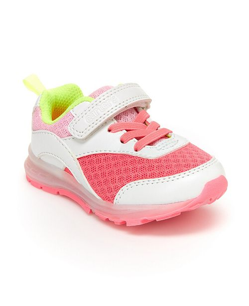 Carter's Toddler and Little Girls Lighted Sneaker