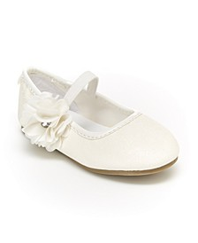 Toddler and Little Girls Ballet Flat