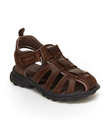 Toddler and Little Boys Fisherman Sandal
