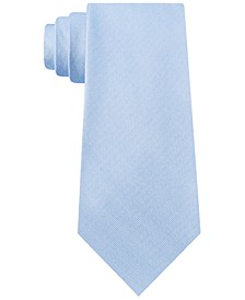 Men's Two-by-One Solid Tie