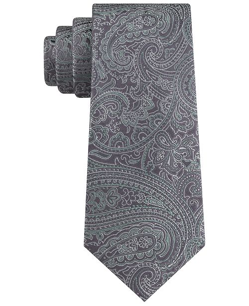 Michael Kors Men's Perfect Movement Paisley Tie