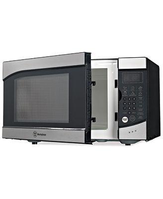 westinghouse mw009 microwave, 900 watt - electrics - kitchen - macy's