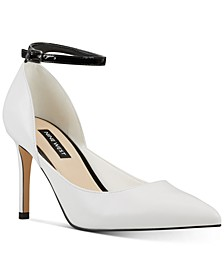 Erra Two-Piece Pumps