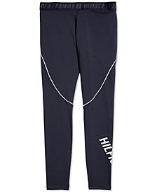 Women's Performance Leggings With Pull-Up Loops