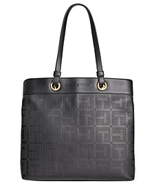 Callie Perforated Tote