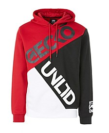 Men's Color Block Hoodie