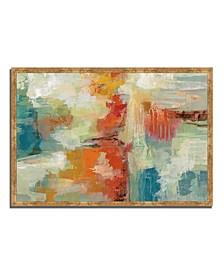 Coral Reef by Silvia Vassileva Framed Painting Print