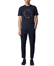 BOSS Men's Tee 5 Navy T-Shirt