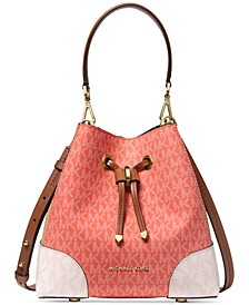 Mercer Gallery Small Convertible Bucket Bag
