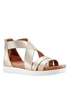Caldonia Toddler and Little and Big Girls Sandal