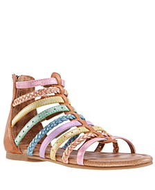 Allice Little and Big Girls Sandal