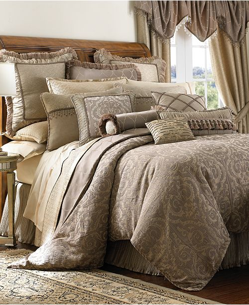 Waterford Closeout Hazeldene Bedding Collection Bedding