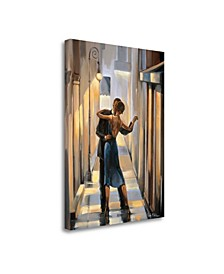 Reflections II by Trish Biddle Fine Art Giclee Print on Gallery Wrap Canvas