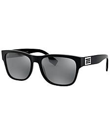 Men's Polarized Sunglasses, BE4309