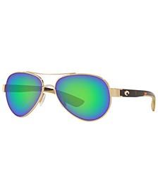 Women's Loreto Polarized Sunglasses