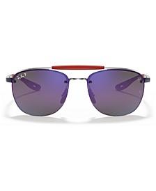 Polarized Sunglasses, RB3662M 59