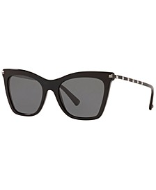 Polarized Sunglasses, VA4061 54