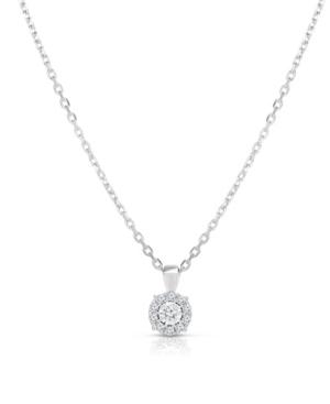 Diamond Pendant (1/4 ct. t.w.) 18