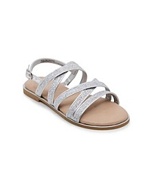 Little & Big GirlsMulti Strap Sandal