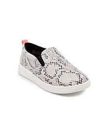 Little & Big Girls Slip On Sneaker