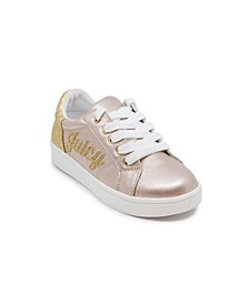 Little & Big Girls Lace Up Sneaker