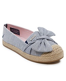 Little & Big Girls Espadrille