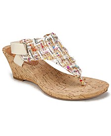 Women's All Good Cork Wedge Sandals