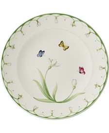 Colorful Spring Bread & Butter Plate