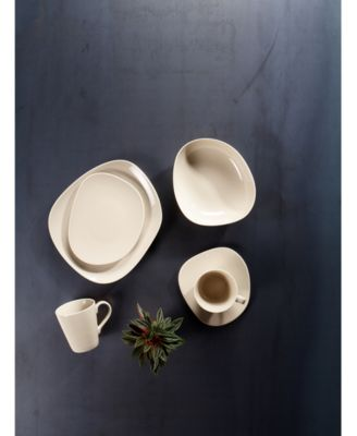 Like Organic Sand Dinner Plate