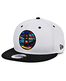 Brooklyn Nets Custom City 9FIFTY Snapback Cap