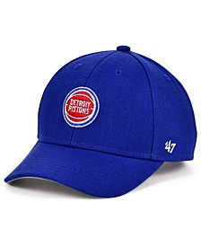Boys' Detroit Pistons Team Color MVP Cap