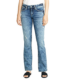 Silver Jeans Co. Suki Slim-Fit Bootcut Jeans