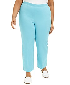 Plus Size Sea You There Pull-On Pants
