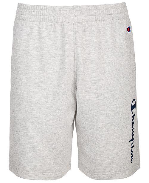 Champion Big Boys Essential French Terry Shorts