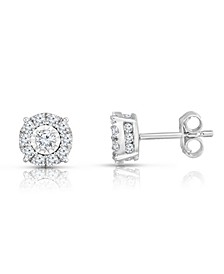 Diamond Studs (1-1/2 ct. t.w.) in 14K White Gold
